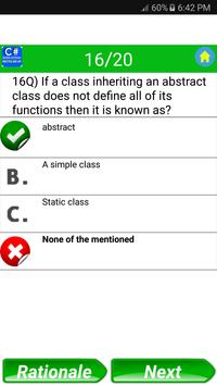 C# Questions And Answers screenshot 11