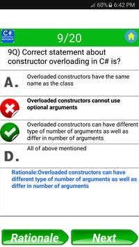 C# Questions And Answers screenshot 17