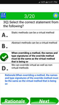 C# Questions And Answers screenshot 2