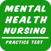 Mental Health Nursing icon