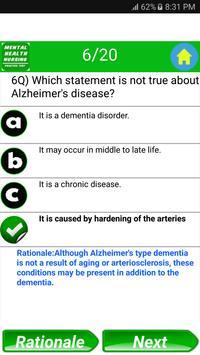 Mental Health Nursing apk screenshot