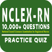 NCLEX-RN Free Questions with Answers icon