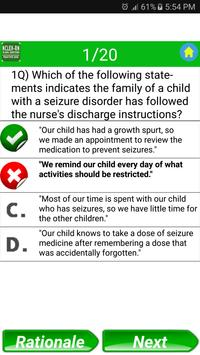 NCLEX-RN Free Questions with Answers screenshot 18