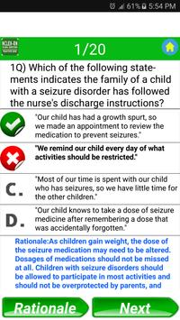 NCLEX-RN Free Questions with Answers screenshot 19