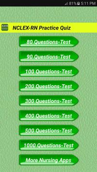NCLEX-RN Free Questions with Answers screenshot 1