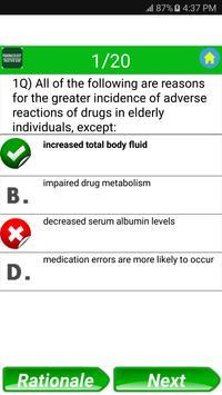Pharmacology study apk screenshot