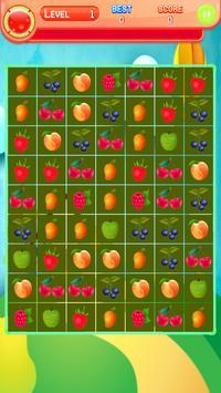 World Fruits Match 3 poster