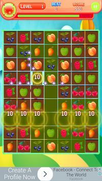 World Fruits Match 3 screenshot 1