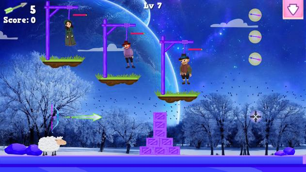 ArrowGirl Zing apk screenshot