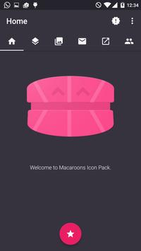 Macaroons - Icon Pack poster