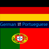 German Portuguese Dictionary icon