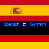 Spanish German Dictionary icon