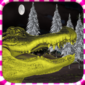 crocodile attack simulation2018 icon