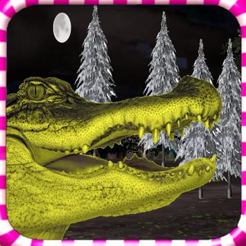 crocodile attack simulation2018 apk screenshot