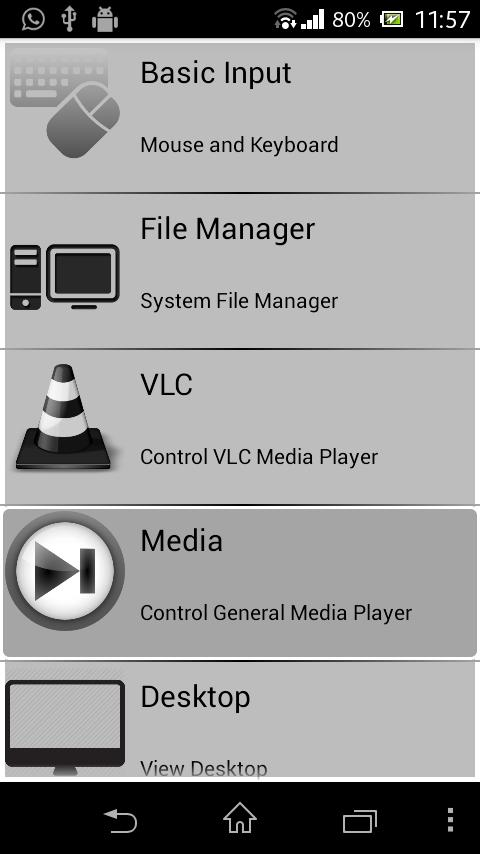 Wifi PC Remote for Android - APK Download