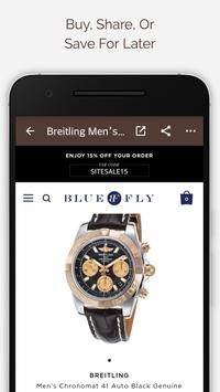 Luxury Watches For Men apk screenshot