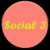 Social 3 icon