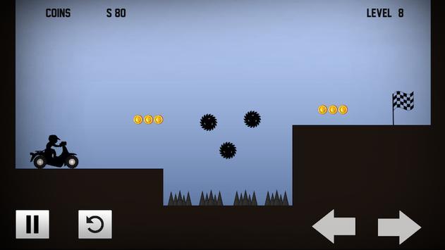 Brain it on the motocross! screenshot 2