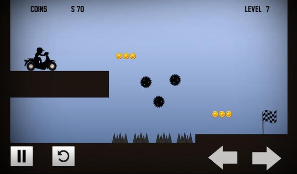 Brain it on the motocross! screenshot 3