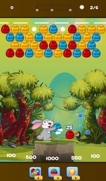 Bubble Crush Bunny poster