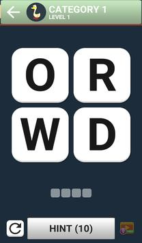Word Brain Puzzle King poster