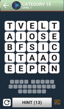 Word Brain Puzzle King screenshot 7