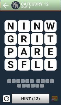 Word Brain Puzzle King screenshot 6
