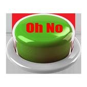 Oh No Sound Button icon