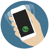 Shake to Answer Call icon