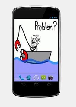 Funny Problem live wallpaper screenshot 1