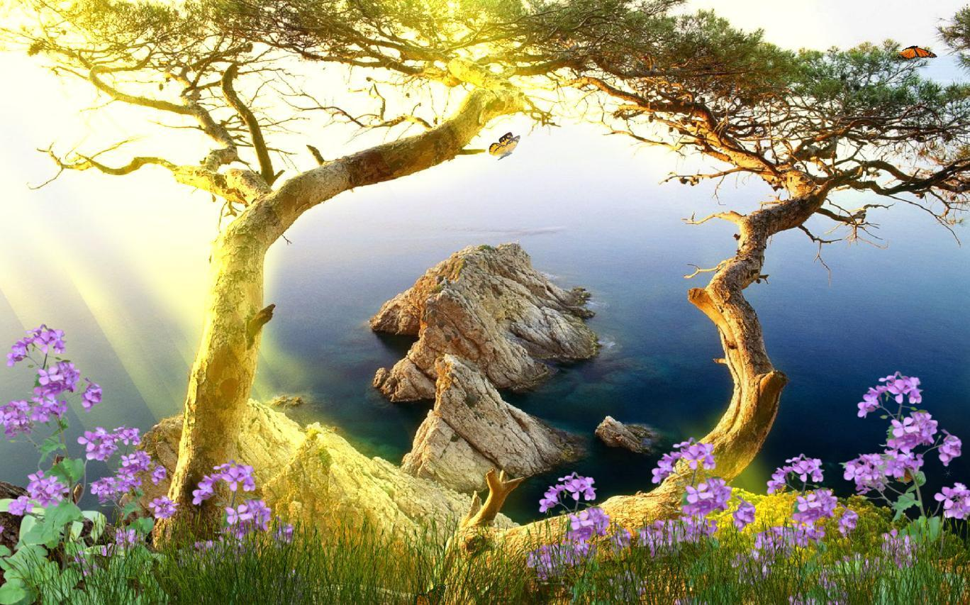 Beautiful Landscape Wallpaper For Android Apk Download