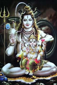 HD Shiva LWP poster