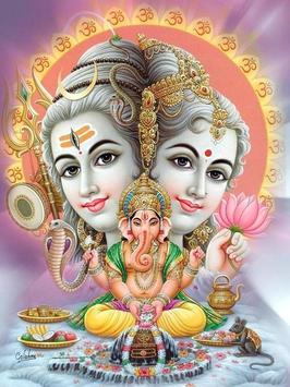 HD Shiva LWP apk screenshot