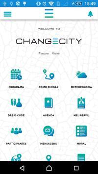 Change City poster