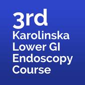 3rd Karolinska Lower GI Endoscopy Course icon