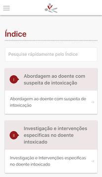 Manual Intoxicações:Instrutor apk screenshot
