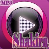 Shakira All Songs Mp3 icon