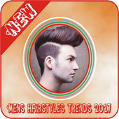 Mens Hairstyle Trends 2017 icon