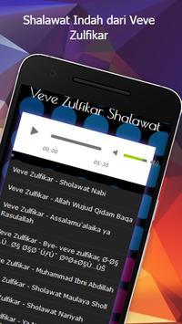 Shalawat Merdu Veve Zulfikar poster