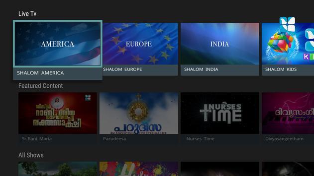 Shalom Television screenshot 1