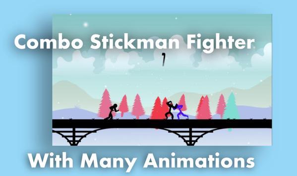 Stickman Fighter showdown screenshot 1