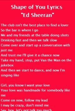 Ed Sheeran Take Me Home Lyrics