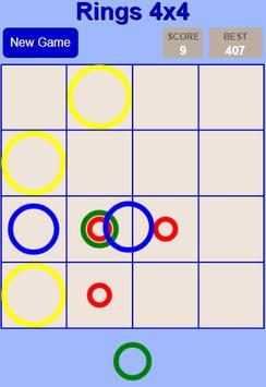 Rings 4x4 screenshot 1