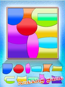 Curved King Shape Puzzle apk screenshot