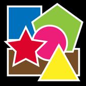 Shapes for Kids (Preschool) icon