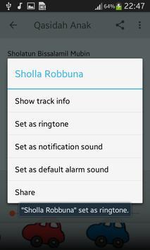 Kumpulan Lagu Anak Muslim Jaman Now Offline screenshot 3