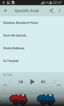 Kumpulan Lagu Anak Muslim Jaman Now Offline screenshot 2