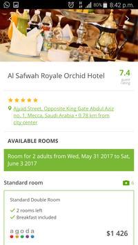 Hotel Reservations apk screenshot