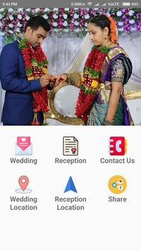 Sharanya-Rohith poster