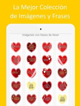 Imagenes con frases de Amor screenshot 4